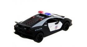 Машина Kinsmart 1:40 Lamborghini Police Sesto Elemento в асс. инерция (1/12шт.) б/к 10