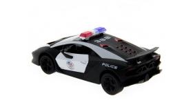 Машина Kinsmart 1:40 Lamborghini Police Sesto Elemento в асс. инерция (1/12шт.) б/к 11