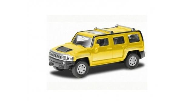 Машина Ideal 1:64 Hummer H3 1