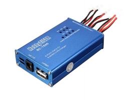 Зарядное устройство HobbyTiger BC-1S06 для заряда шести аккум. 1S Li-Po, 6x500mAh, Molex