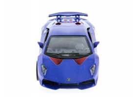 Машина Kinsmart 1:40 Lamborghini Sesto Elemento инерция (1/12шт) б/к 1