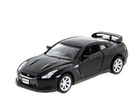 Машина Kinsmart 1:36 Nissan GT-R R35 инерция (1/12шт.) б/к
