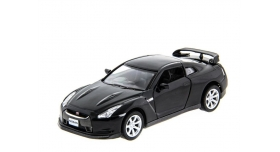 Машина Kinsmart 1:36 Nissan GT-R R35 инерция (1/12шт.) б/к 1