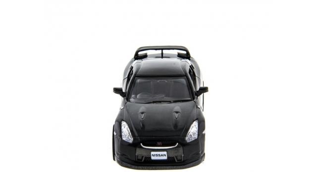 Машина Kinsmart 1:36 Nissan GT-R R35 инерция (1/12шт.) б/к 2