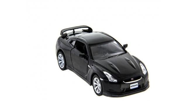 Машина Kinsmart 1:36 Nissan GT-R R35 инерция (1/12шт.) б/к 3