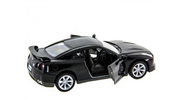 Машина Kinsmart 1:36 Nissan GT-R R35 инерция (1/12шт.) б/к 5