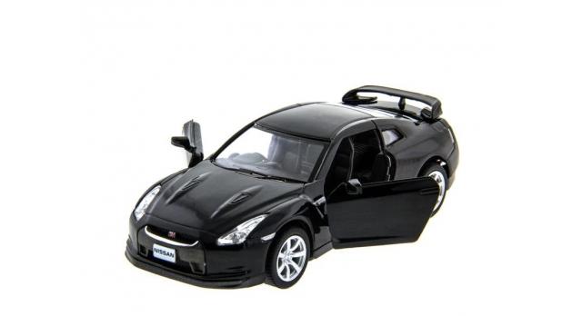 Машина Kinsmart 1:36 Nissan GT-R R35 инерция (1/12шт.) б/к 6