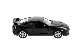 Машина Kinsmart 1:36 Nissan GT-R R35 инерция (1/12шт.) б/к 7