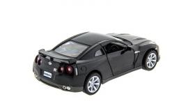 Машина Kinsmart 1:36 Nissan GT-R R35 инерция (1/12шт.) б/к 11