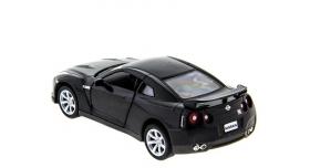 Машина Kinsmart 1:36 Nissan GT-R R35 инерция (1/12шт.) б/к 12