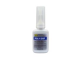 Клей ZAP Poly-ZAP для лексана, ABS, поликрбоната, сред.вязк., 14.1г (btls.)
