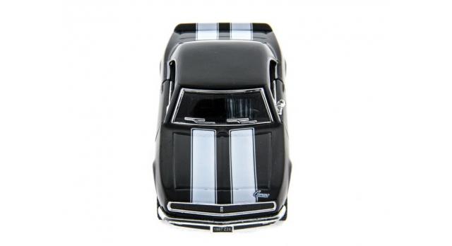 Машина Kinsmart Chevrolet Camaro Z/28 1:40 в асс. инерция (1/12шт.) б/к 2