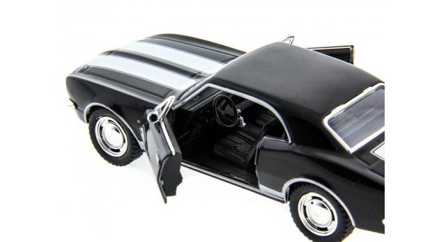 Машина Kinsmart Chevrolet Camaro Z/28 1:40 в асс. инерция (1/12шт.) б/к 5