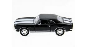 Машина Kinsmart Chevrolet Camaro Z/28 1:40 в асс. инерция (1/12шт.) б/к 8