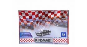 Машина Kinsmart Chevrolet Camaro Z/28 1:40 в асс. инерция (1/12шт.) б/к 10