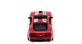 Машина Kinsmart 1:38 Chevrolet Camaro 2014 (Police/Fire) инерция (1/12шт.) б/к 4