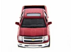 Машина Kinsmart 1:46 Chevrolet Silverado инерция (1/12шт.)  б/к 1