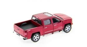 Машина Kinsmart 1:46 Chevrolet Silverado инерция (1/12шт.)  б/к 10