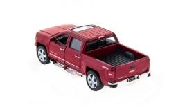 Машина Kinsmart 1:46 Chevrolet Silverado инерция (1/12шт.)  б/к 11