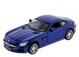 Машина Kinsmart 1:38 Mercedes-AMG GT в асс. инерция (1/12шт.) б/к