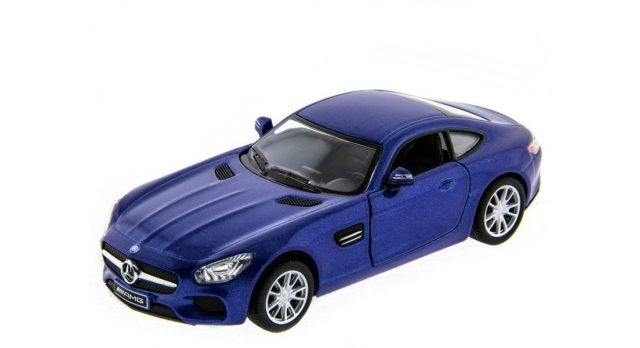 Машина Kinsmart 1:38 Mercedes-AMG GT в асс. инерция (1/12шт.) б/к 1