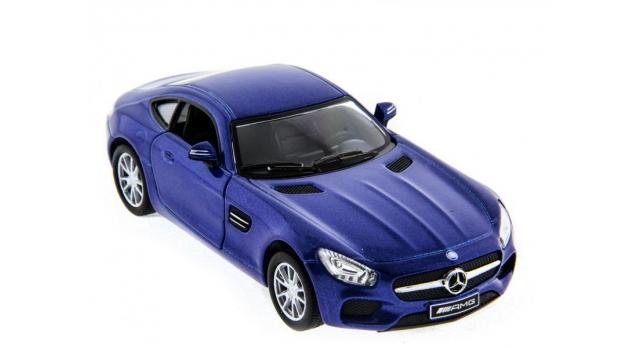 Машина Kinsmart 1:38 Mercedes-AMG GT в асс. инерция (1/12шт.) б/к 3