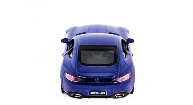Машина Kinsmart 1:38 Mercedes-AMG GT в асс. инерция (1/12шт.) б/к 4