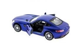Машина Kinsmart 1:38 Mercedes-AMG GT в асс. инерция (1/12шт.) б/к 5
