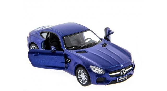 Машина Kinsmart 1:38 Mercedes-AMG GT в асс. инерция (1/12шт.) б/к 6