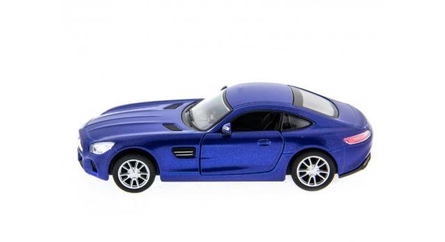 Машина Kinsmart 1:38 Mercedes-AMG GT в асс. инерция (1/12шт.) б/к 8