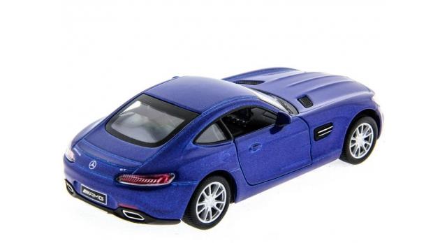 Машина Kinsmart 1:38 Mercedes-AMG GT в асс. инерция (1/12шт.) б/к 11