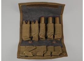 Подсумок для специальных патронов / Оригинал ткань военный [сн-216]