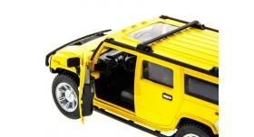 Машина Kinsmart 1:32 2008 Huммer H2 SUV (1/6шт.) б/к 5