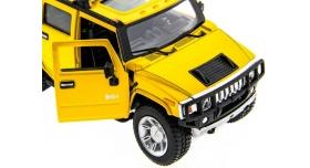 Машина Kinsmart 1:32 2008 Huммer H2 SUV (1/6шт.) б/к 6