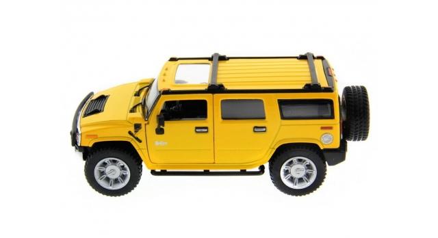 Машина Kinsmart 1:32 2008 Huммer H2 SUV (1/6шт.) б/к 8