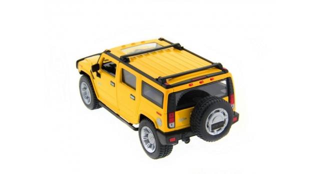Машина Kinsmart 1:32 2008 Huммer H2 SUV (1/6шт.) б/к 10