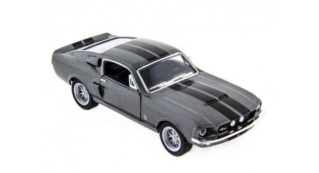 Машина Kinsmart 1:38 Shelby GT-500 1967 в асс. инерция (1/12шт.) б/к 3
