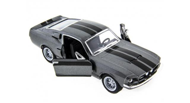 Машина Kinsmart 1:38 Shelby GT-500 1967 в асс. инерция (1/12шт.) б/к 6