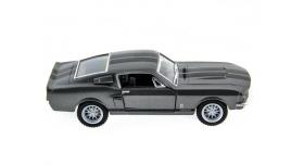 Машина Kinsmart 1:38 Shelby GT-500 1967 в асс. инерция (1/12шт.) б/к 7