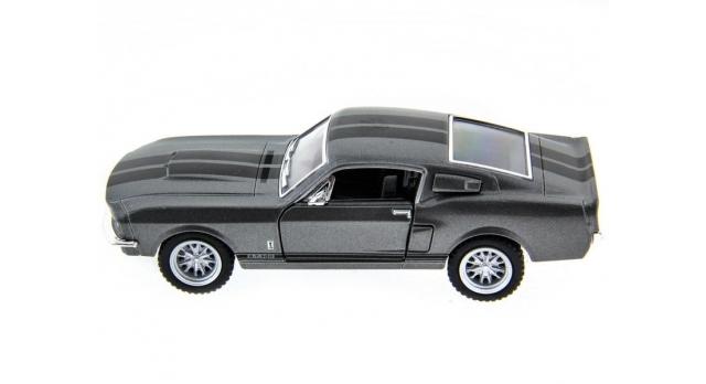 Машина Kinsmart 1:38 Shelby GT-500 1967 в асс. инерция (1/12шт.) б/к 8