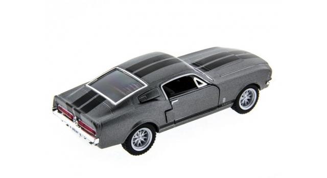 Машина Kinsmart 1:38 Shelby GT-500 1967 в асс. инерция (1/12шт.) б/к 11