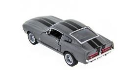 Машина Kinsmart 1:38 Shelby GT-500 1967 в асс. инерция (1/12шт.) б/к 12