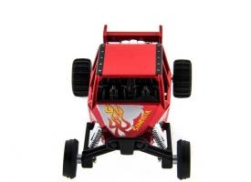 Машина Kinsmart  Turbo Sadrail инерция (1/12шт.) б/к 1