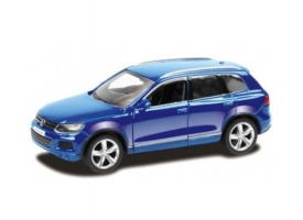 Машина Ideal 1:64 Volkswagen Touareg, синий