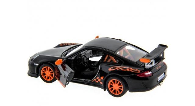 Машина Kinsmart 1:36 Porche 911 GT3 RS 2010 инерция (1/12шт.) б/к 5