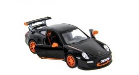 Машина Kinsmart 1:36 Porche 911 GT3 RS 2010 инерция (1/12шт.) б/к 6