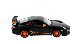 Машина Kinsmart 1:36 Porche 911 GT3 RS 2010 инерция (1/12шт.) б/к 7