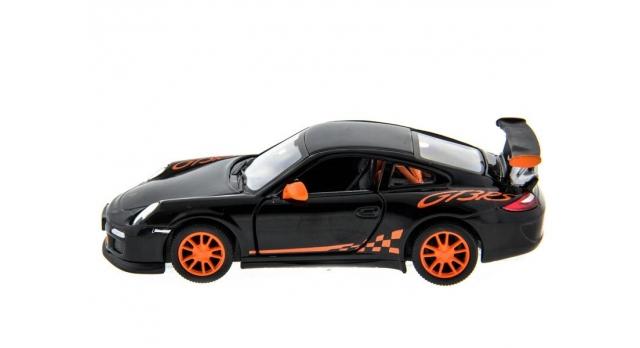 Машина Kinsmart 1:36 Porche 911 GT3 RS 2010 инерция (1/12шт.) б/к 8