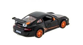 Машина Kinsmart 1:36 Porche 911 GT3 RS 2010 инерция (1/12шт.) б/к 11