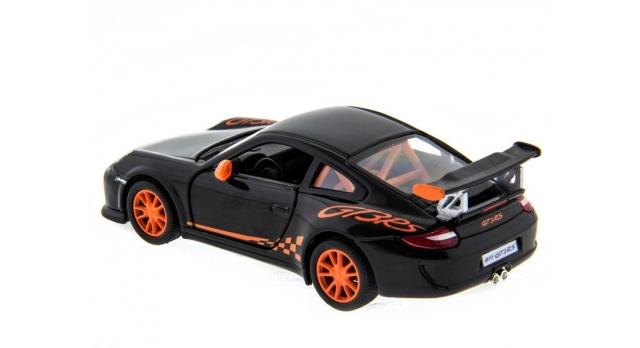 Машина Kinsmart 1:36 Porche 911 GT3 RS 2010 инерция (1/12шт.) б/к 12